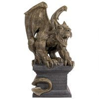 Manchester Cathedral Gothic Chimera Gargoyle Statue Liam Manchester