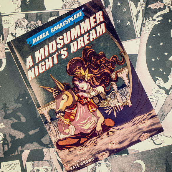 Manga Shakespeare - A Midsummer Nights Dream