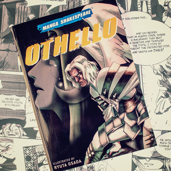 Manga Shakespeare - Othello