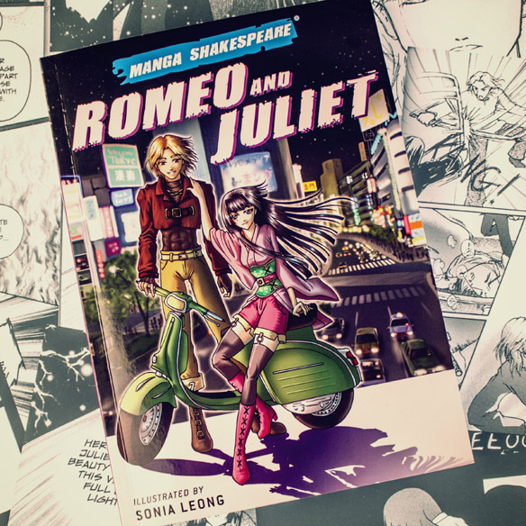 Manga Shakespeare - Romeo and Juliet
