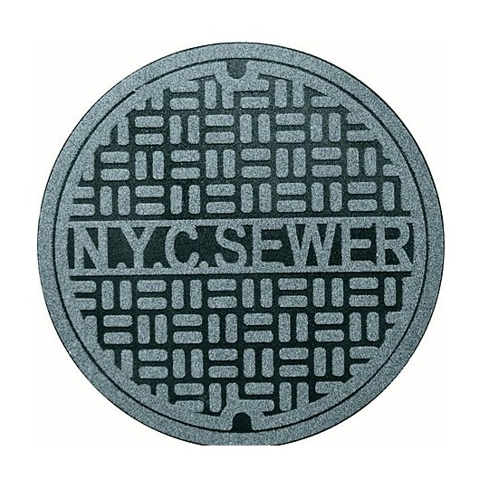 Manhole Doormat