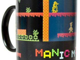 Manic Miner Heat Changing Mug