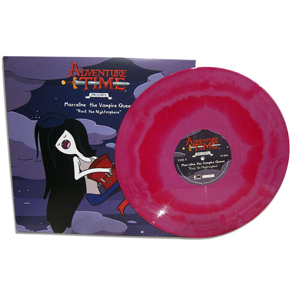 Marceline the Vampire Queen - Rock the Nightosphere LP