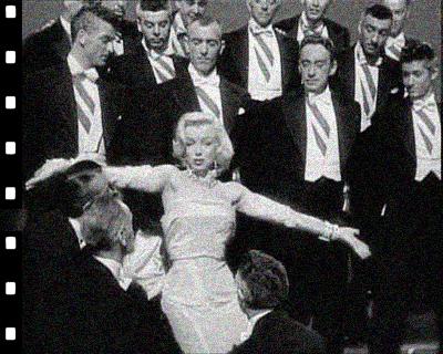 Marilyn Monroe Pocket Movie Theater