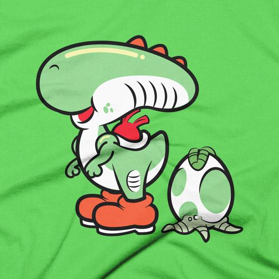 Mario Alien Xenosshi Shirt