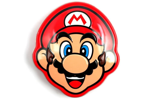 Mario Brick Breakin Jawbreaker Candy