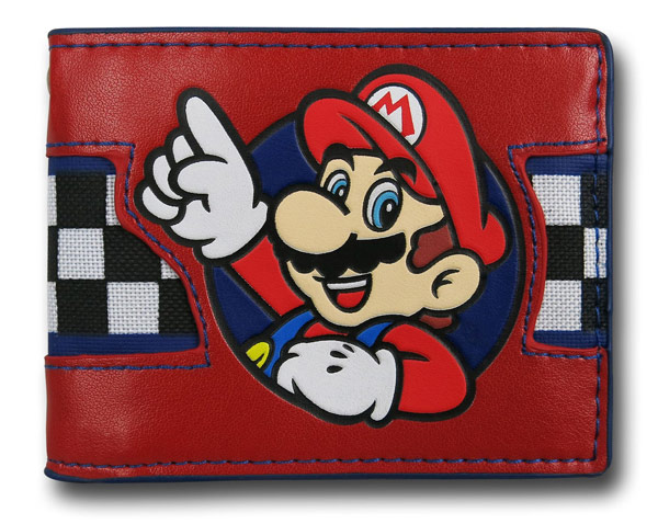 Mario Checker Wallet