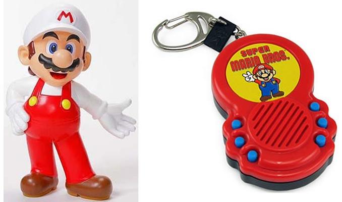 Mario Gadgets