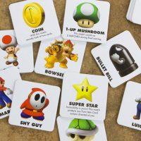 Mario Memory Challenge Game