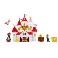 Mario Mushroom Kingdom Castle Deluxe Playset
