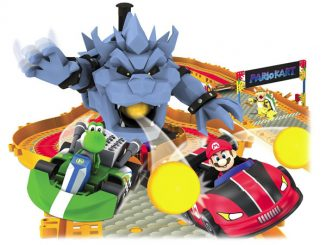 Mario & Yoshi vs Stone Bowser Set