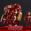 Mark XLIII Battle Damaged Version and Hulkbuster Collectible Set