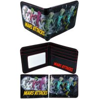 Mars Attacks Martian Bi-Fold Wallet