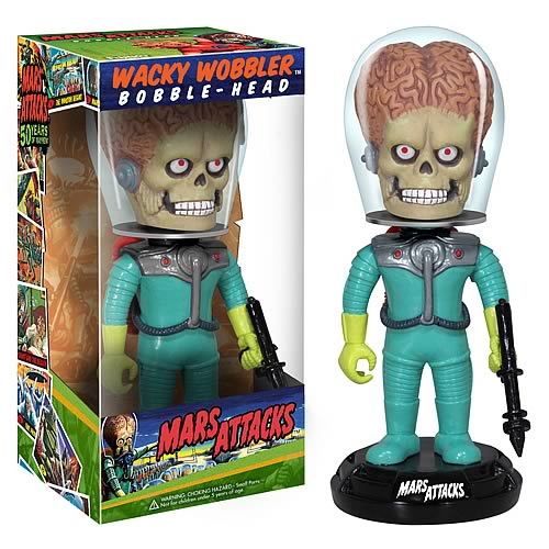 Mars Attacks! Martian Bobble Head