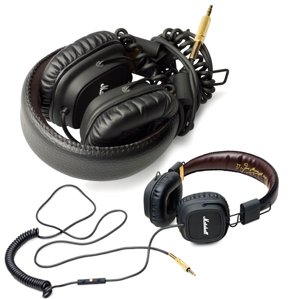 Marshall FX Apple Certified Headphones