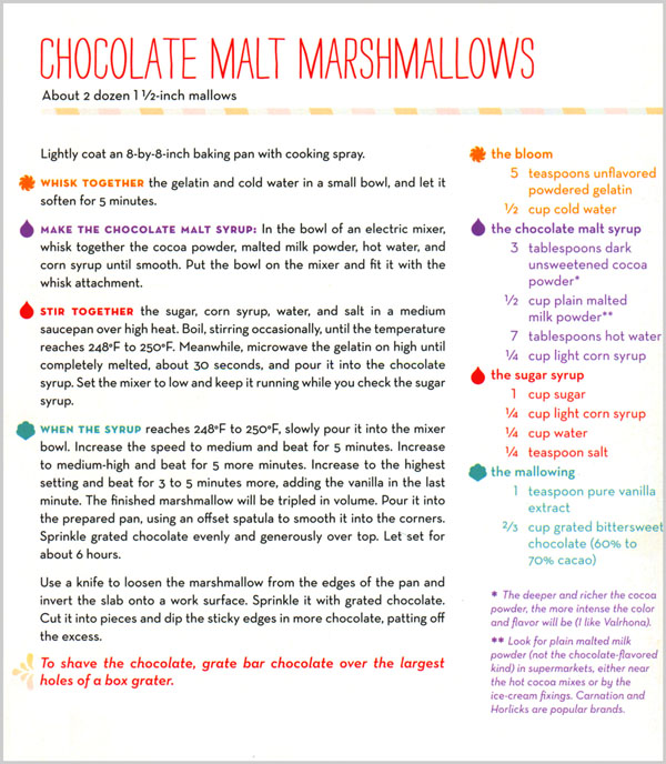 Marshmallow Madness! Cookbook
