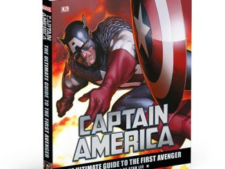Marvel's Captain America Ultimate Guide to the First Avenger Hardcover Book