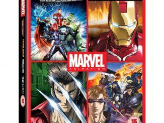 Marvel Anime Boxset