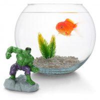 Marvel Aquarium Line Toys