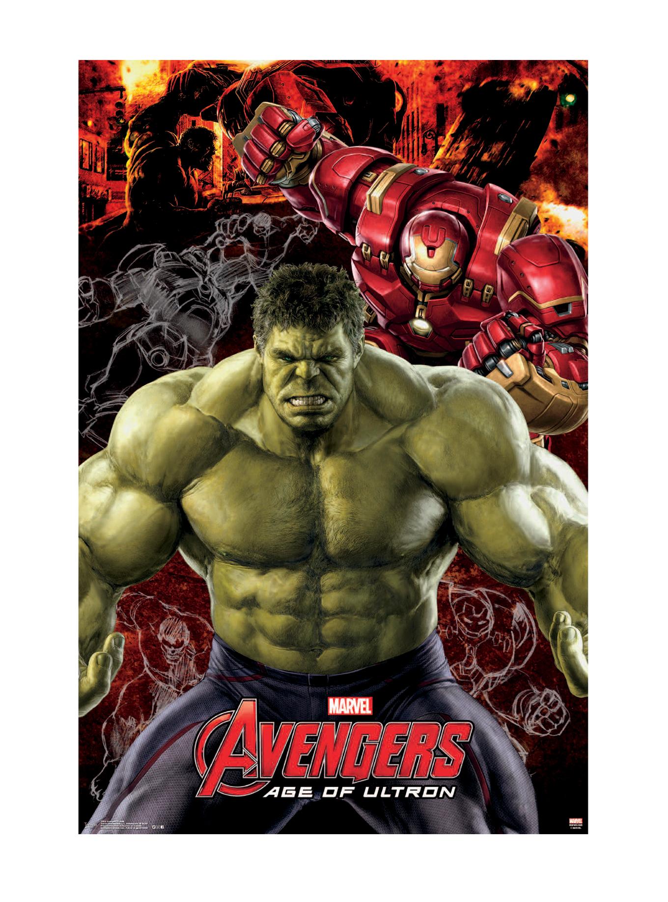 Hulk Marvel Avengers