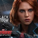 Marvel Avengers Age of Ultron Black Widow Sixth-Scale Figure