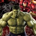 Marvel Avengers Age of Ultron Hulk Poster