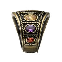 Marvel Avengers End Game Class Ring Infinity Stones