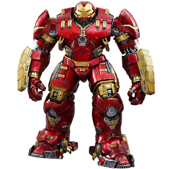 Marvel Avengers Hulkbuster Sixth-Scale Figure