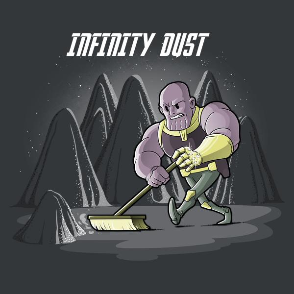 Marvel Avengers Infinity Dust Tee