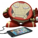 Marvel Avengers Iron Man Speaker