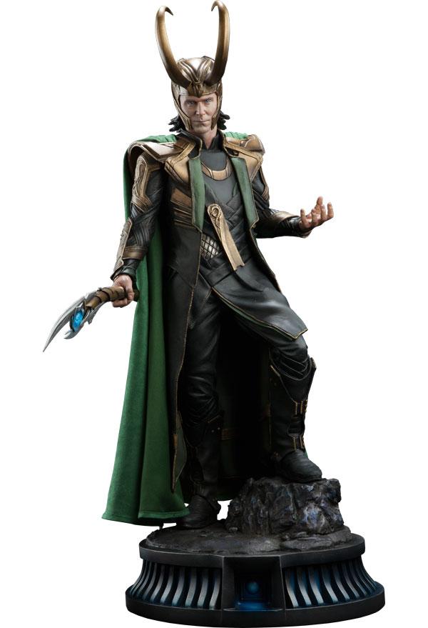 Marvel Avengers Loki Premium Format Figure
