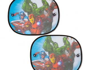 Marvel Avengers Side Window Mesh Sunshade