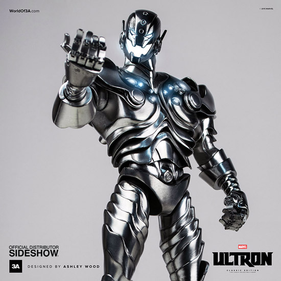 Marvel Avengers Ultron Classic Edition Sixth-Scale Figure