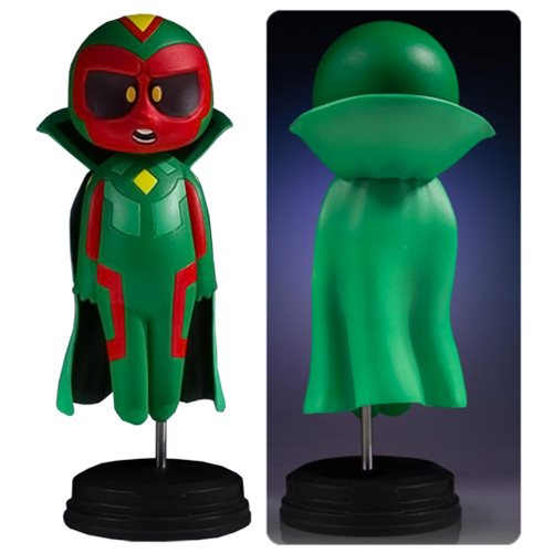 Marvel Avengers Vision Animated Statue