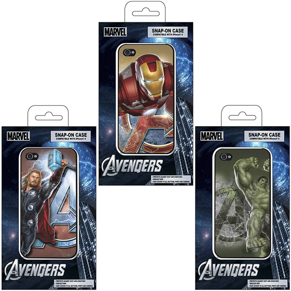 Marvel Avengers iPhone Cases