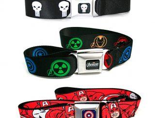 Marvel Belts