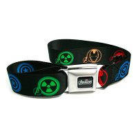 Marvel Belts