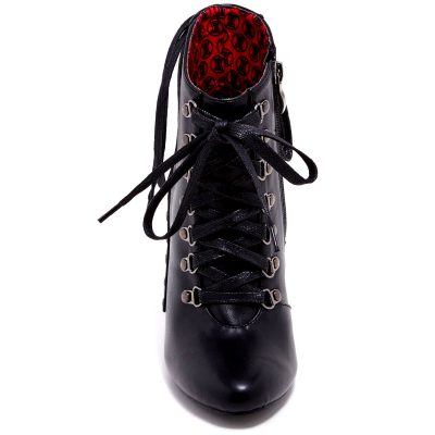Marvel Black Widow Heel Booties