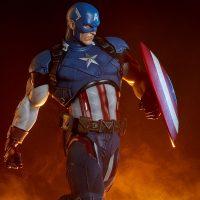 Marvel Captain America Premium Format Figure