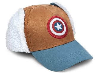 Marvel Captain America Winter Hat