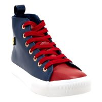 Marvel Captain Marvel Hi-Top Sneaker