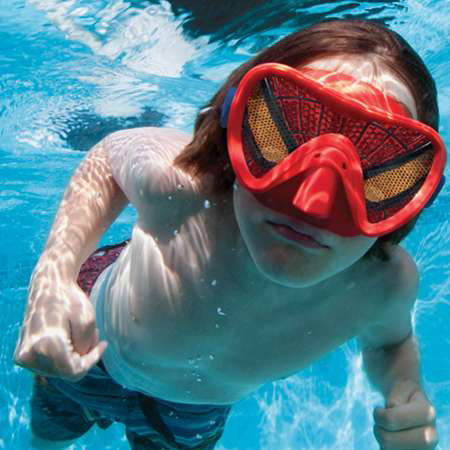Marvel Character Swim Goggles