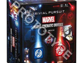 Marvel Cinematic Universe Trivial Pursuit