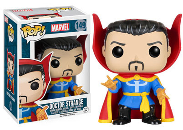 Marvel Classic Doctor Strange Pop Vinyl Figure