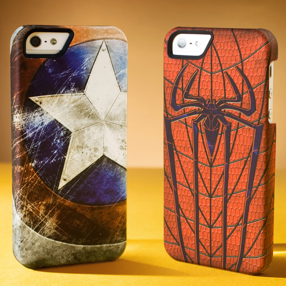 Marvel-Collector's-Edition-iPhone-5-Cases