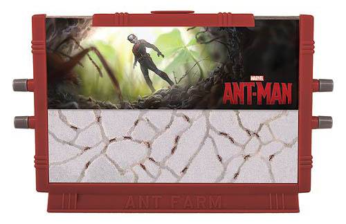 Marvel Comics Ant-Man Ant Farm