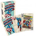 Marvel Comics Captain America Playing Card Game