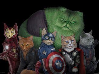 Marvel Comics Catvengers Jenny Parks Pics