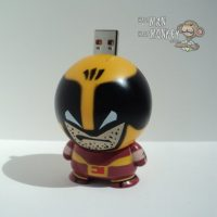 Marvel Comics Character USB Flash Drives1