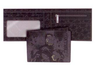 Marvel Comics Civil War Legend Iron Man Canvas Bi-Fold Wallet